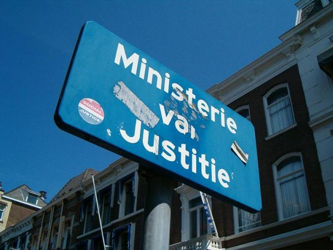 min v justitie bord (Flickr)