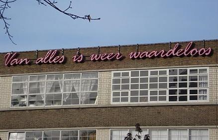 Rotterdam_kunstwerk_alles_is_waardeloos (wiki commons)