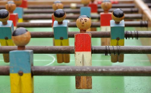 tafelvoetbalpoppetjes (flickr verbeeldingskr8)
