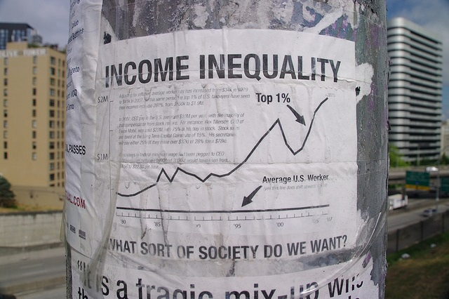 income inequality (mSeattle flickr)