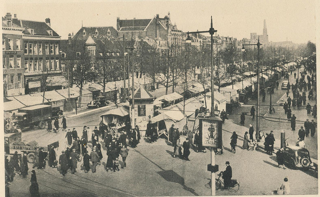tentjesmarkt Rdam (flickr Janwillemsen)