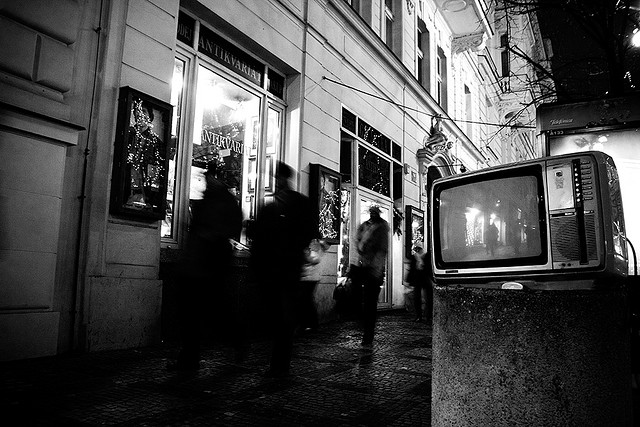 Television (flickr medhuis)