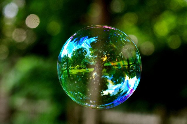 bubble (rachelpasch on flickr)