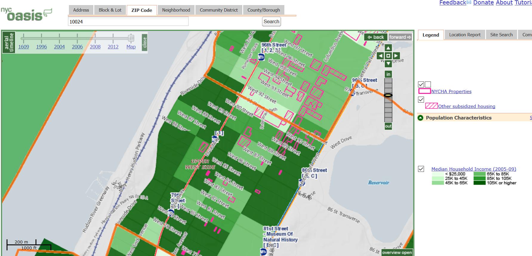 oasis map nyc citylondonhotel